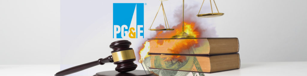 PGE Bankruptcy Money