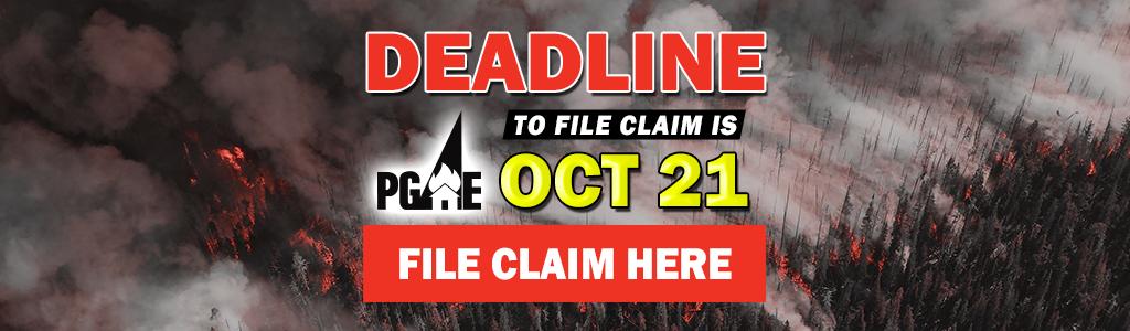 Claim Deadline Banner